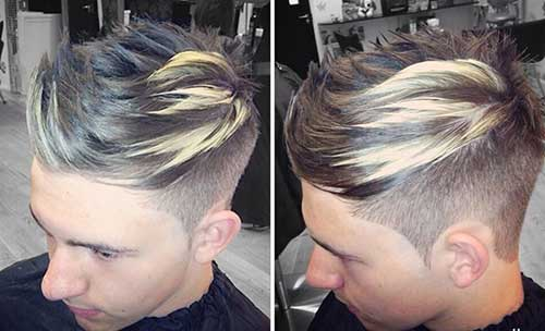 Best Mens Faded Hairstyles Short Back And Sides