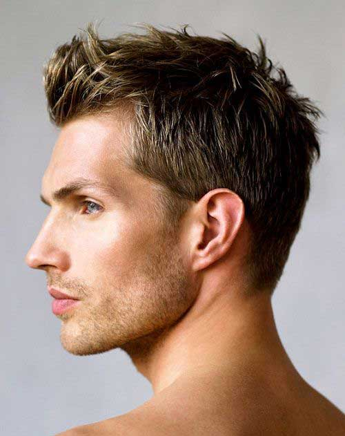 Cool Mens Haircut 2014
