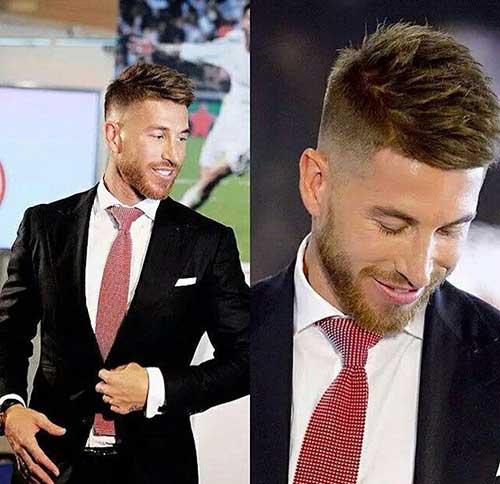 Classy Mens Haircut