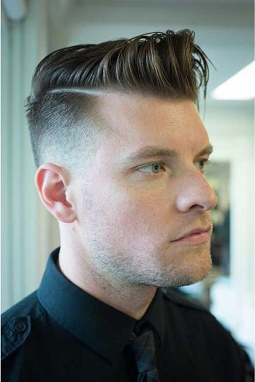 Sensational 10 Mens Hairstyles For Fine Straight Hair Mens Hairstyles 2016 Hairstyles For Men Maxibearus