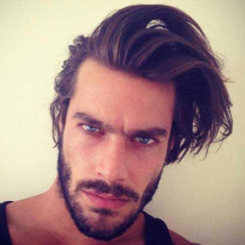 Outstanding 10 Hairstyles For Long Face Men Mens Hairstyles 2016 Short Hairstyles For Black Women Fulllsitofus