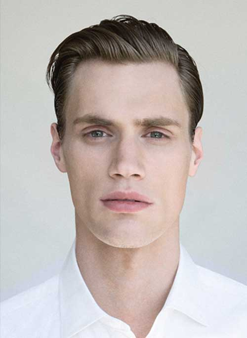 Pleasing 10 Mens Hairstyles For Fine Straight Hair Mens Hairstyles 2016 Short Hairstyles Gunalazisus