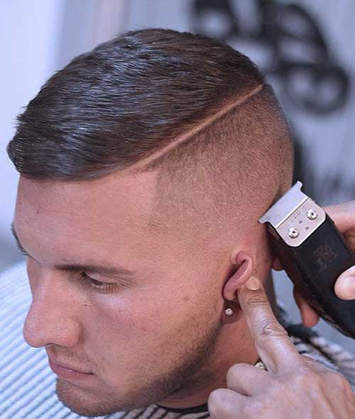 Mens Short Shaved Haircuts