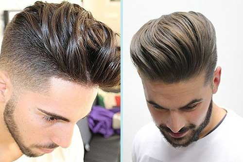 Mens Short Sided Hair Cuts Trends