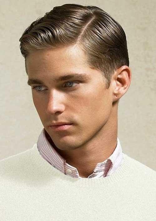 Mens Vintage Hairstyles