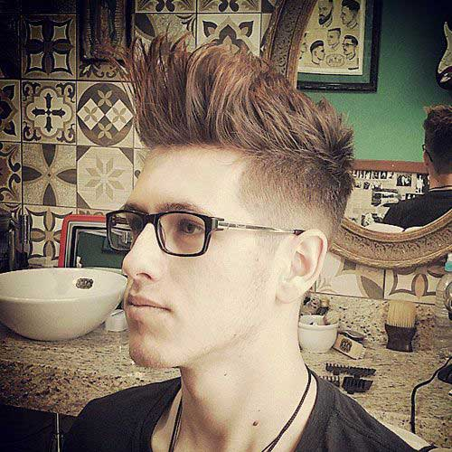 Different Mohawk Haircuts for Guys