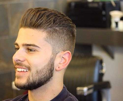 New 2015 Undercut Mens Haircuts