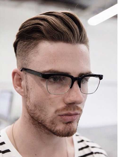 New Hair Undercut Men