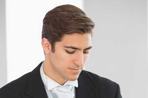 Best Nice Brown Hair Color for Men