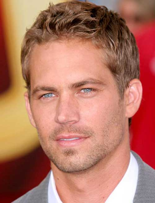 Paul Walker Hairstyles for Guys