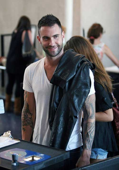 Pics of Men Stylish Haircuts