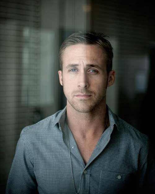 Ryan Gosling Haircuts for Men