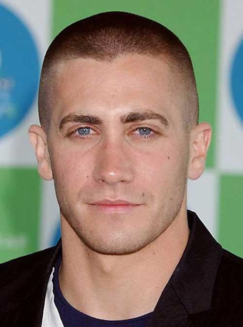 Shaved Short Haircuts for Men