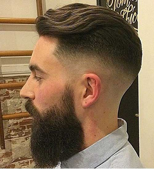 Shaved Side Men Haircuts