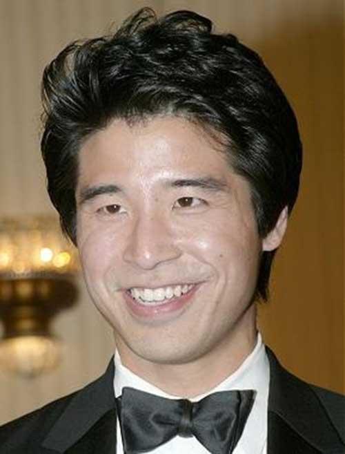 Short Asian Classy Hairstyles Men