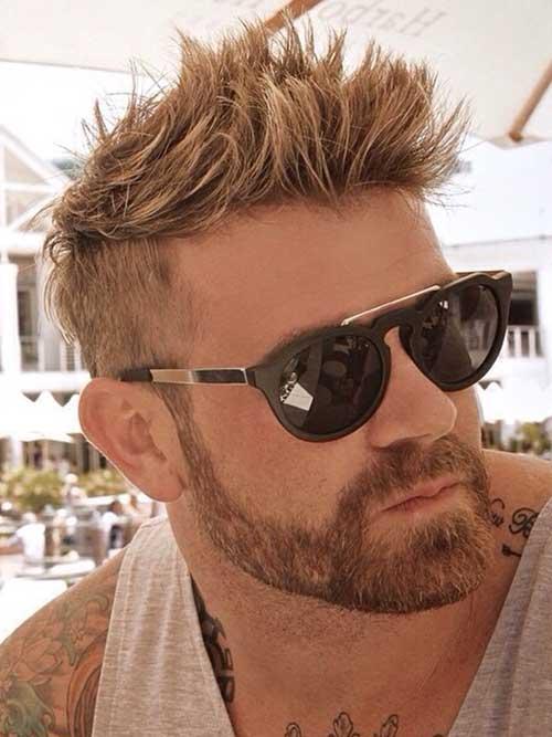 Short Stylish Hair for Men
