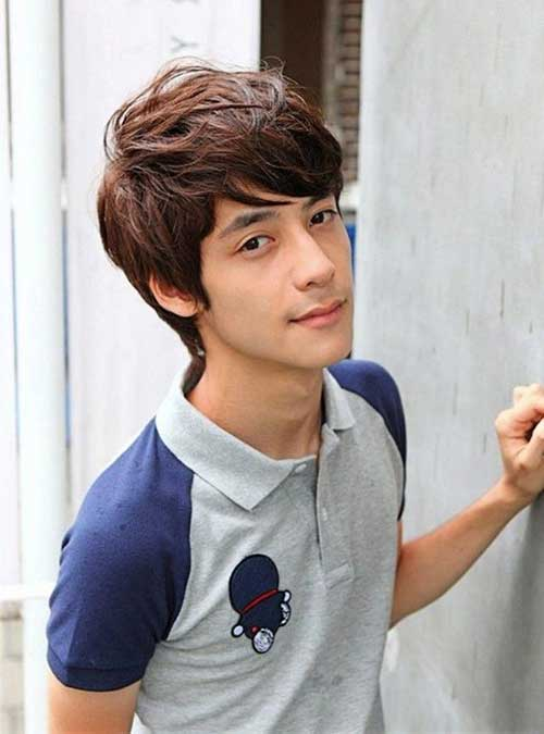 Best Short Hairstyles for Asian Men