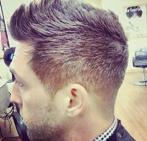 Best Short Mens Haircuts