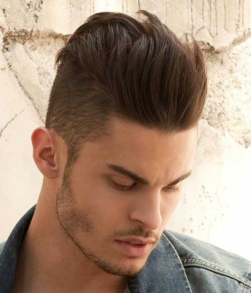 Best Short Men's Hairstyles of 2015
