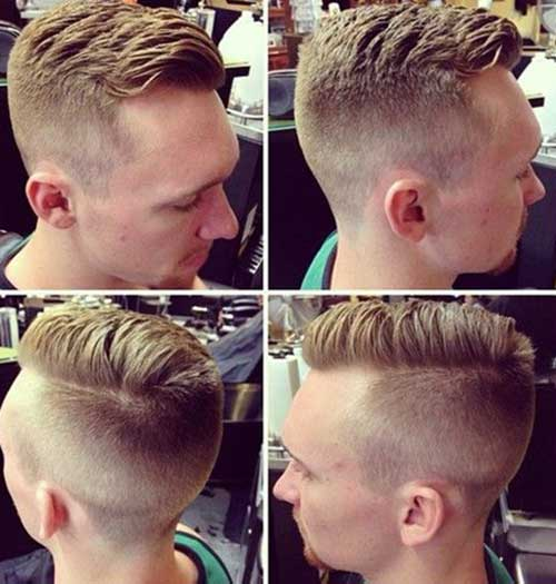 Good Short Side Haircuts for Men