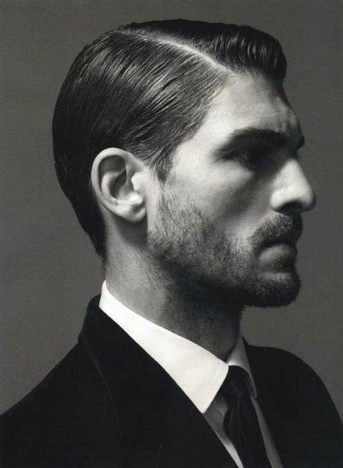 Short Side Part Haircuts for Men