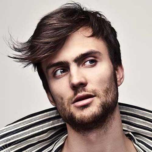 Good Short Straight Hair for Men