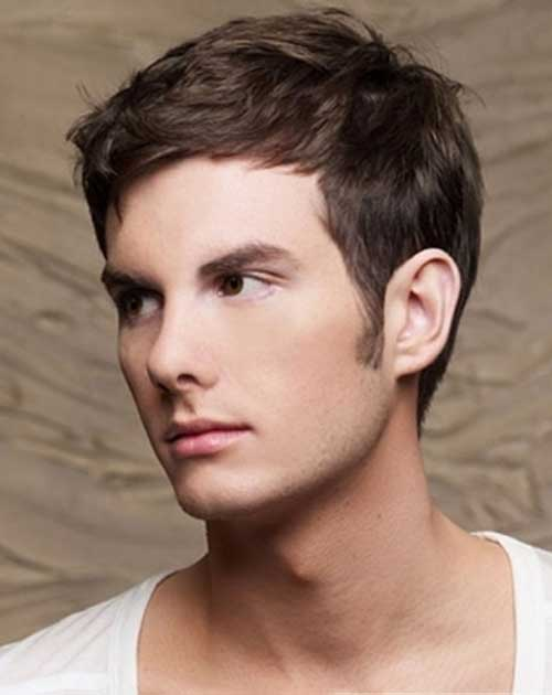 Best Simple Cut Short Hair for Men