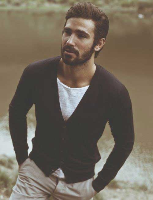 Simple Trendy Hairstyles for Men