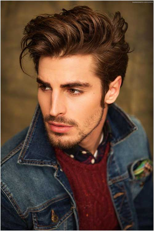 Stylish Male Hairstyles Ideas
