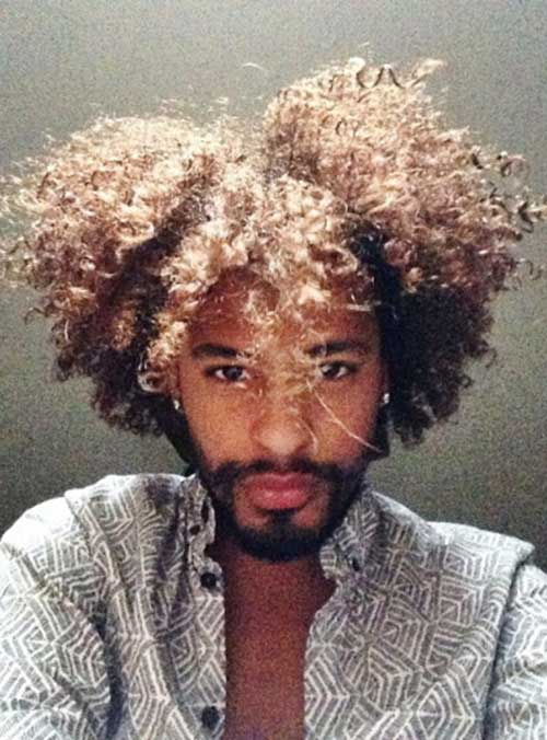 Best Thick Afro Hair for Black Men