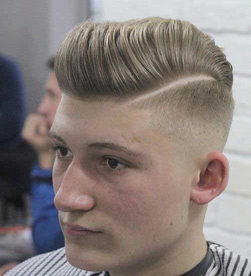 Undercut Short Hairstyles For Men