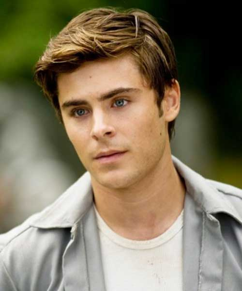 Zac Efron Short Haircut