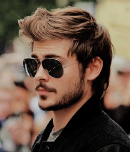 Zac Efron Hairstyle : Hairstyles: Zac Efron Hairstyle 2015 Side View, zac efron hairstyle ...