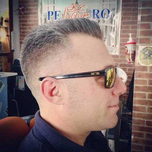 Mens Tapered Haircut-10