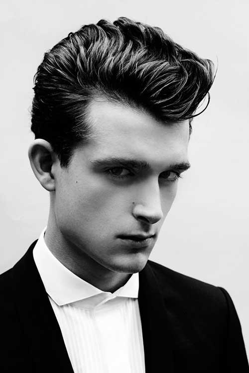 Pretty Cool Rockabilly Hairstyles For Men Mens