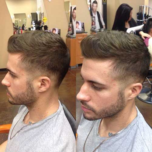 Short Hairstyles for Men-10
