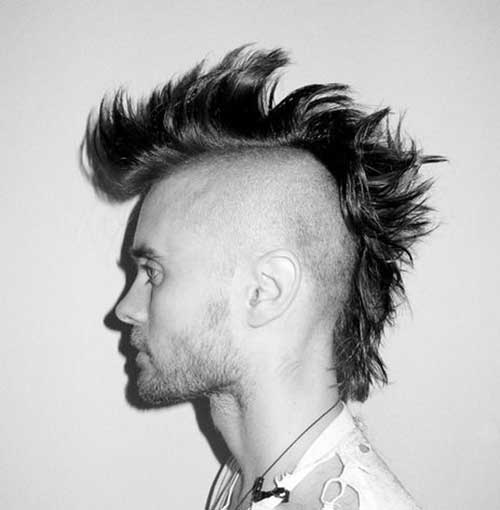 Mohawk Hairstyles for Men-11