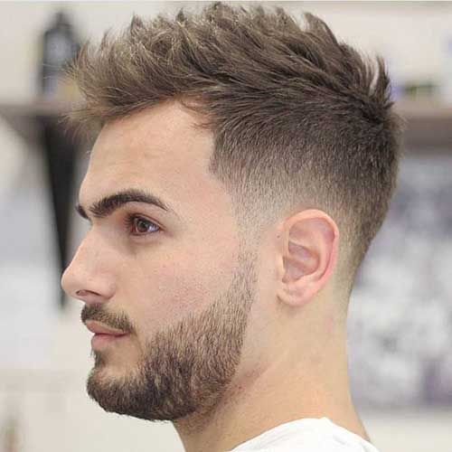 Mens Tapered Haircut-13