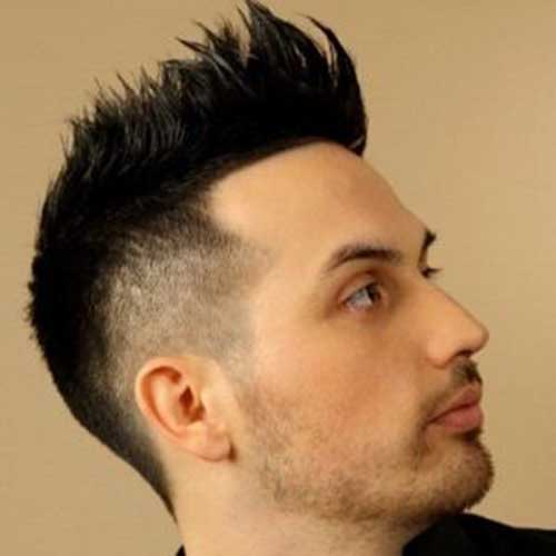 Mohawk Hairstyles for Men-13
