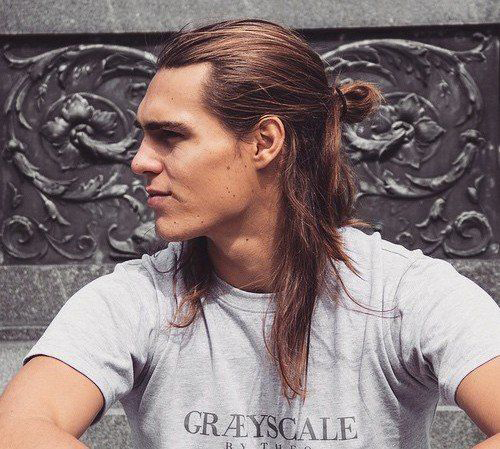 Long Hairstyles for Men-15