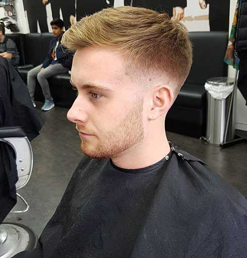 Mens Tapered Haircut-15
