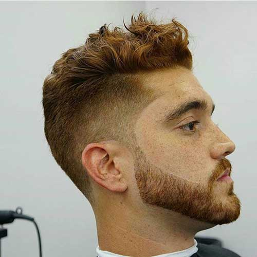 Mens Tapered Haircut-16
