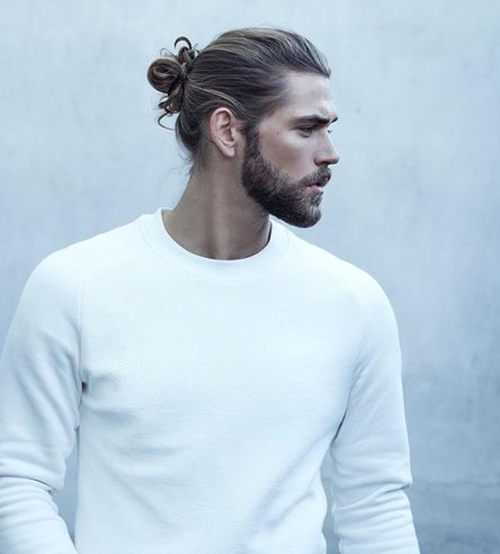 Long Hairstyles for Men-19