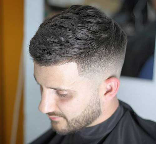 Short Hairstyles for Men-19
