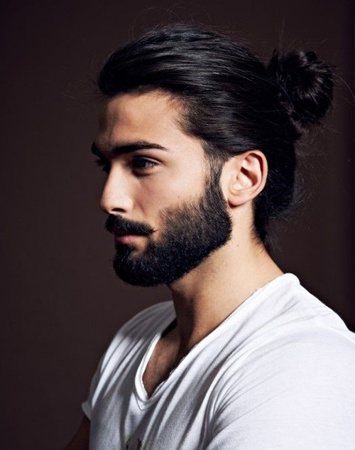 Long Hairstyles for Men-20