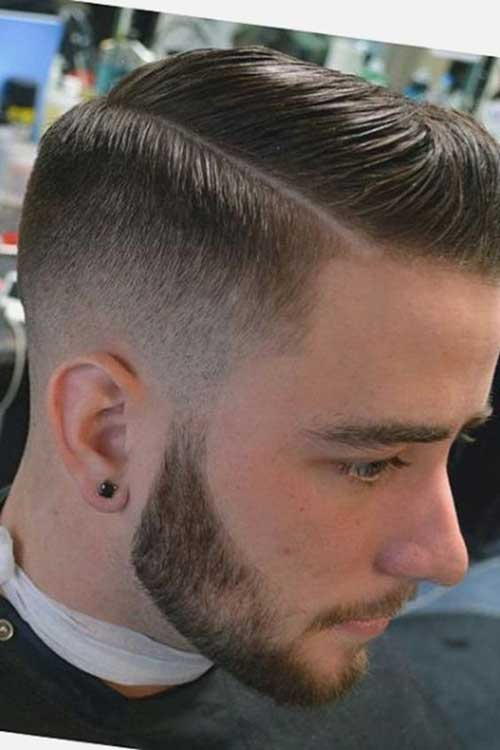 Mens Tapered Haircut-20