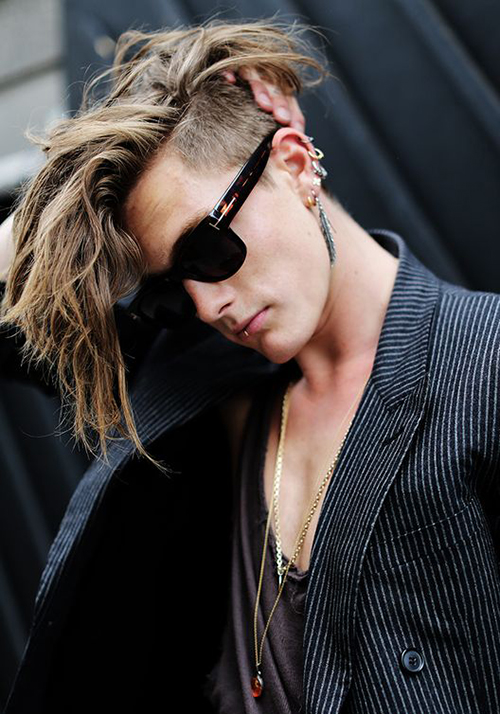 Long Hairstyles for Men-21