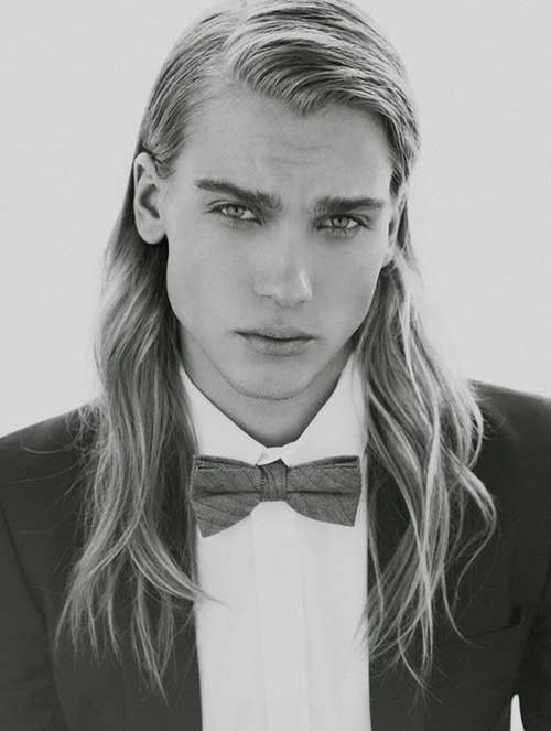 Long Hairstyles for Men-23