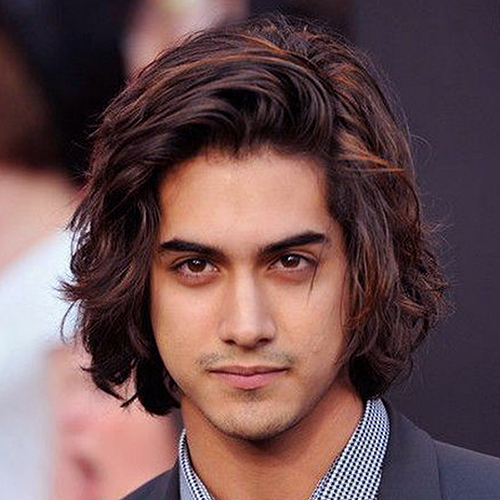 Long Hairstyles for Men-25