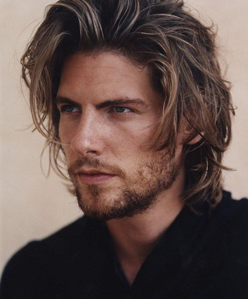 Long Hairstyles for Men-26